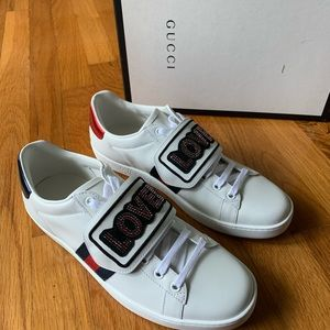 NEW- Ladies Gucci Sneakers